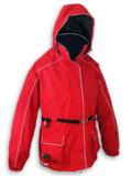 K rosco dog jacket front hood