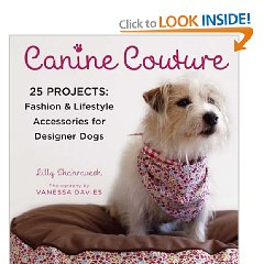 Canine coutour book