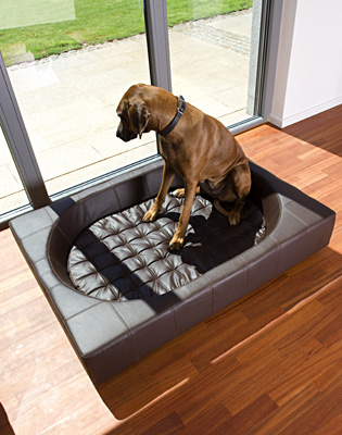 Cube dog bed 1