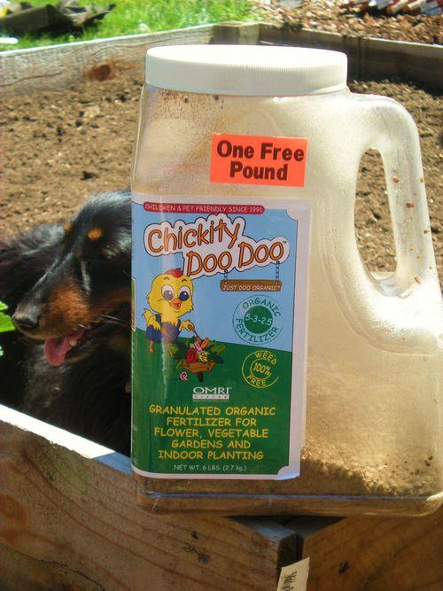 2010-05-01 Chickity doo doo