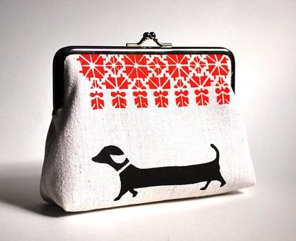 Sirtom dachshund purse
