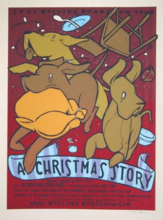 Poster Cabaret A Xmas Story