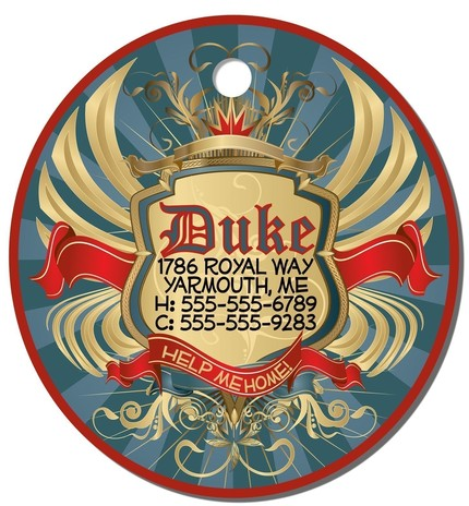 One eco tree duke royal crest