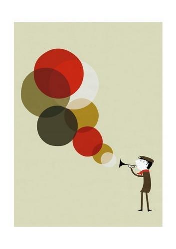 Poster Cabaret Jazzman
