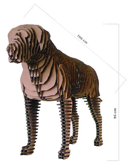 D-torso mastiff