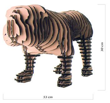 D-torso bull dog