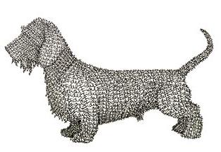 Fidels-dachshund