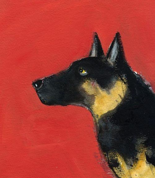Dibble Dog Max Print