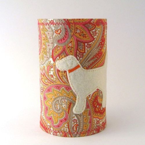 Thelab honeysuckle paisley cup