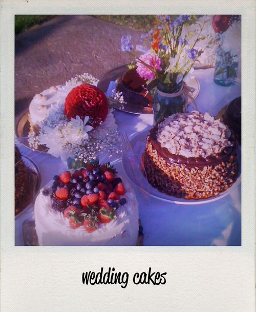 2011-08-06 NH Seattle Wedding Cake
