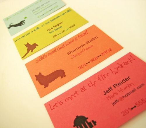 Play Date Cards