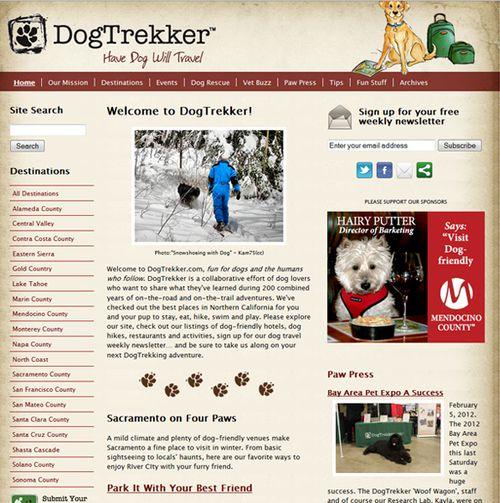 2012-02-08 Dog Trekker